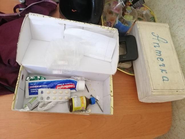 В пансіонаті на Прикарпатті знайшли прострочені ліки та продукти 2
