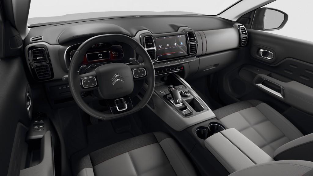 Підвіска замість крил: тест нового Citroen C5 Aircross у Франківську 6