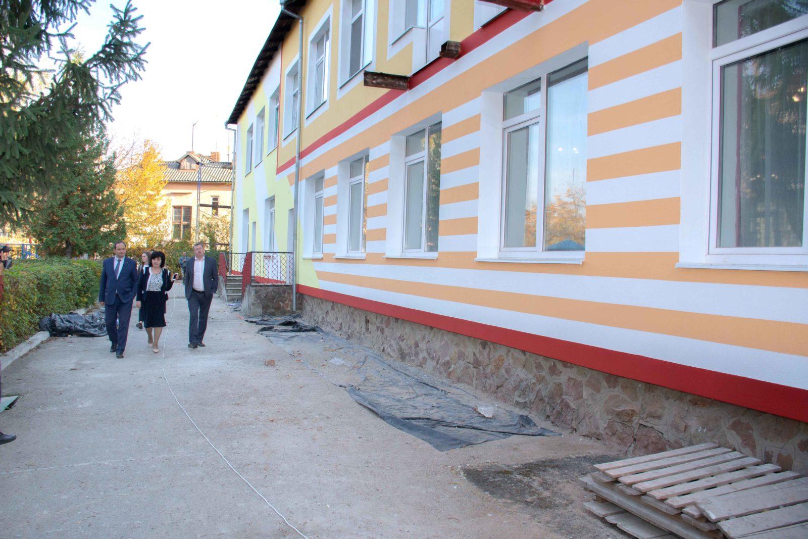 У Франківську утеплять ще 16 шкіл та садків за програмою НЕФКО 12