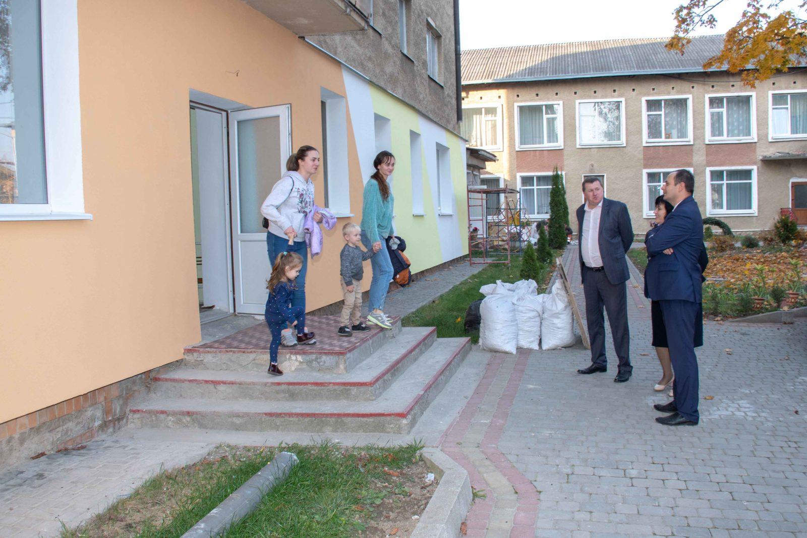 У Франківську утеплять ще 16 шкіл та садків за програмою НЕФКО 18
