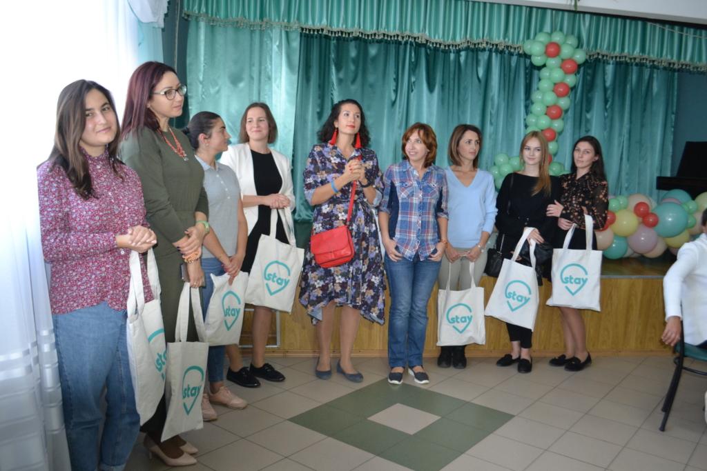 У Франківську завдяки проєкту STAY понад 30 стареньких знайшли названих онуків 2