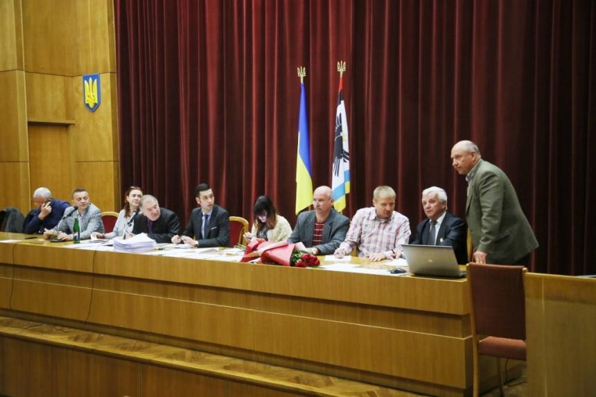При облдержадміністрації оновили громадську раду 12