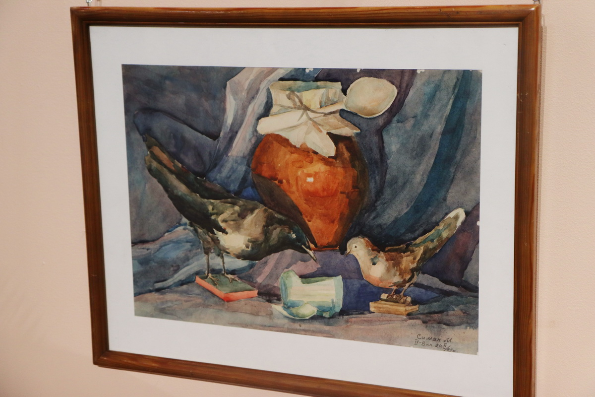 У Франківську дитяча художня школа відзначила ювілей великою виставкою 18