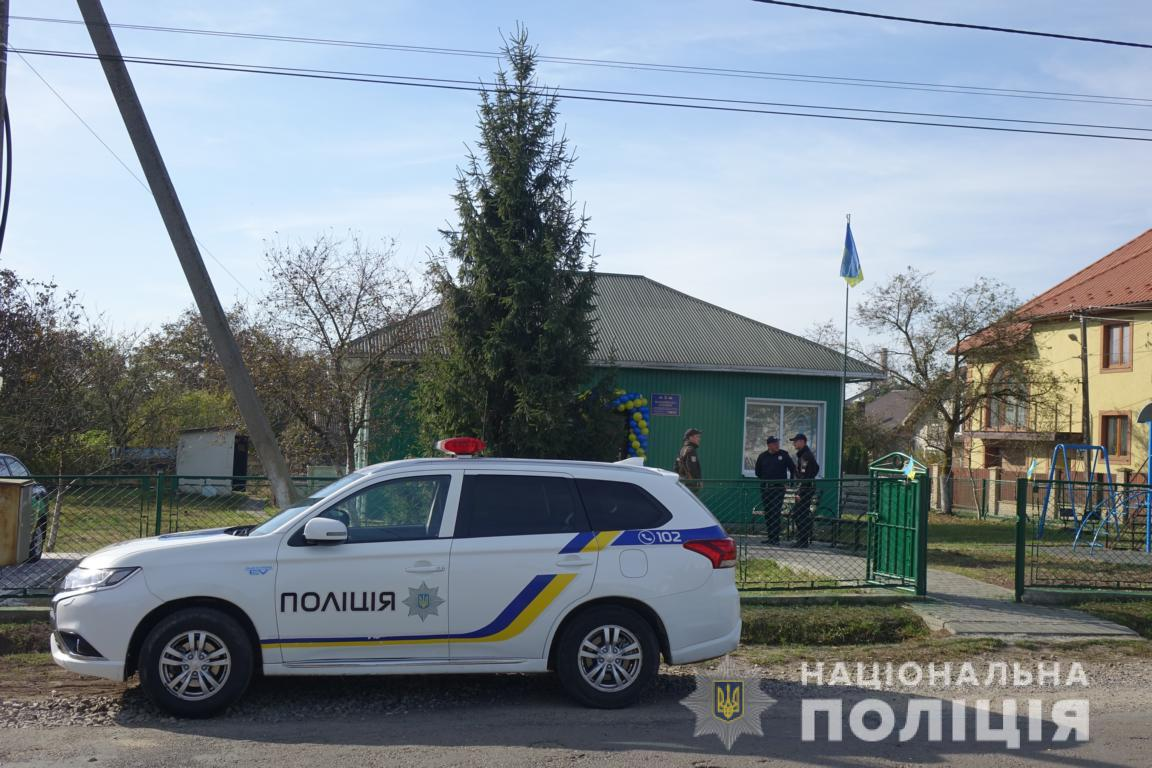 На Прикарпатті відкрили десяту поліцейську станцію 6