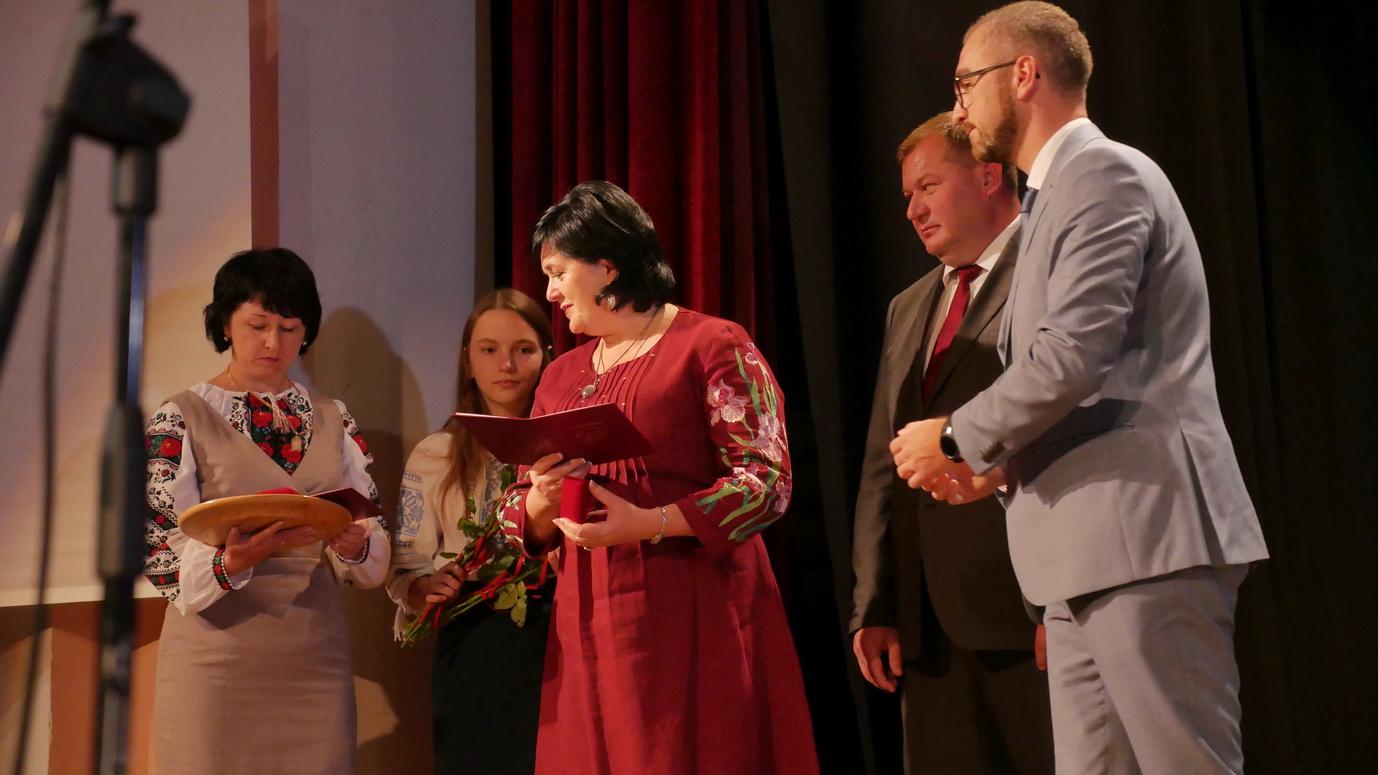 У Франківську відзначили найкращих освітян області 60