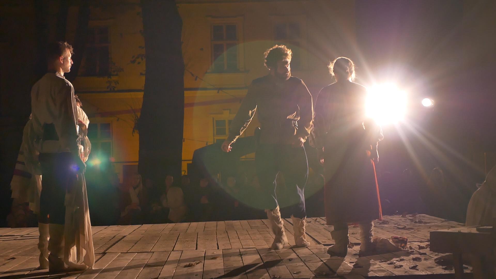 """У Палаці Потоцьких показали славнозвісну драму-реквієм """"Нація"""" 22"""