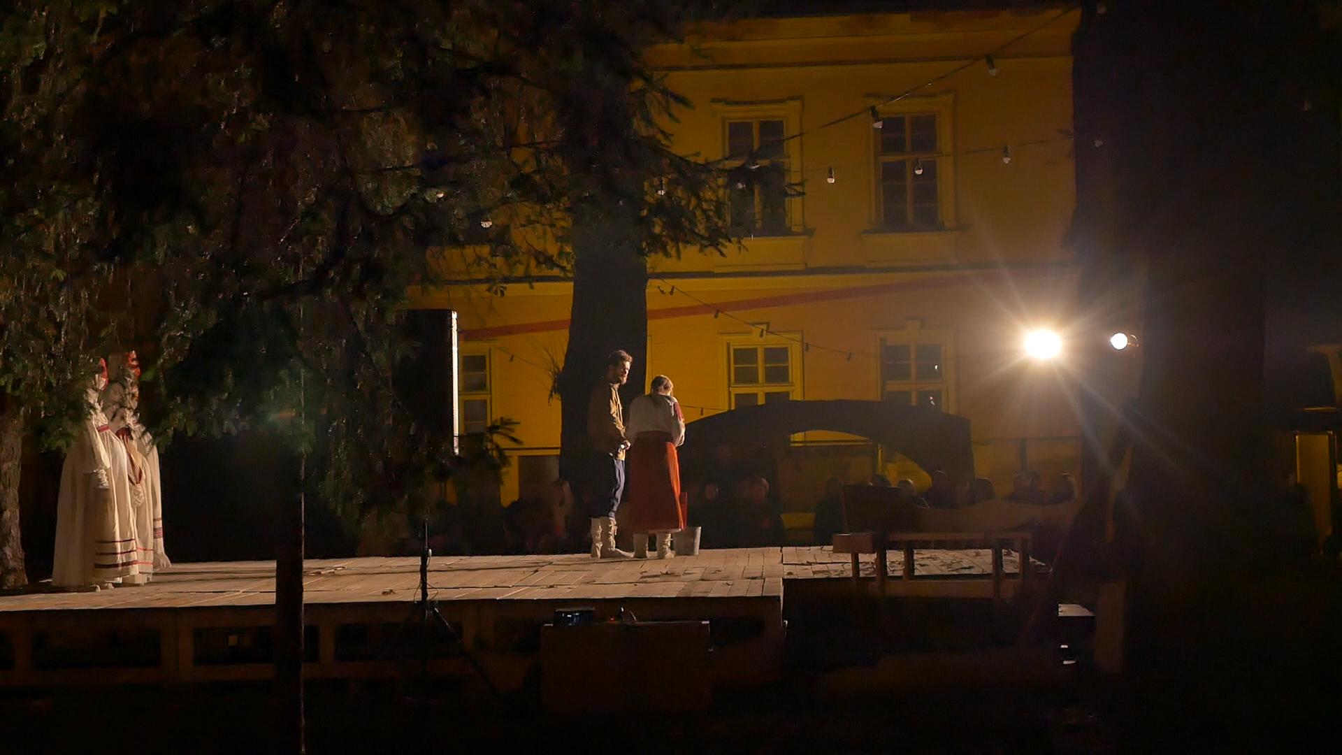 """У Палаці Потоцьких показали славнозвісну драму-реквієм """"Нація"""" 16"""