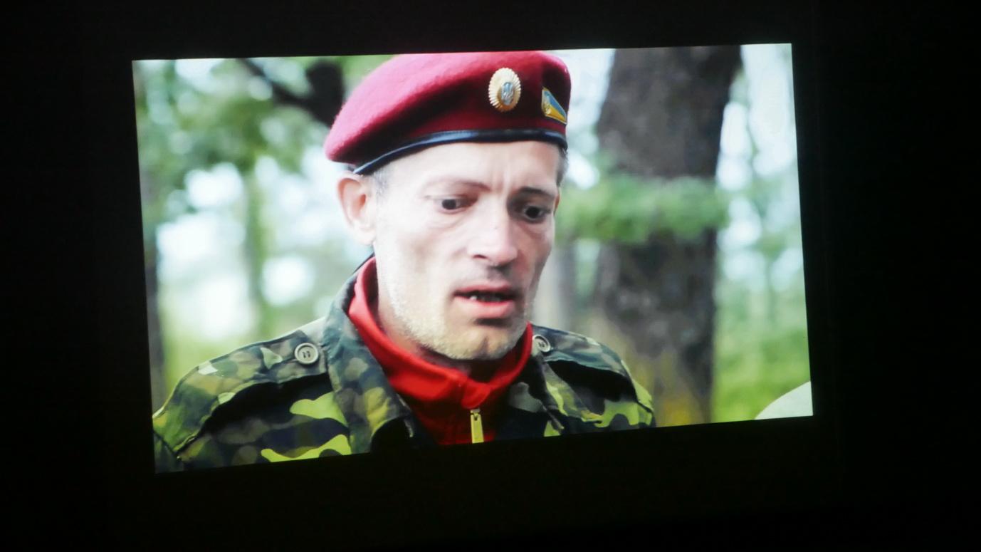 """У Франківську представили фільм """"Тато"""" – про українку, що шукала загиблого на війні батька 18"""