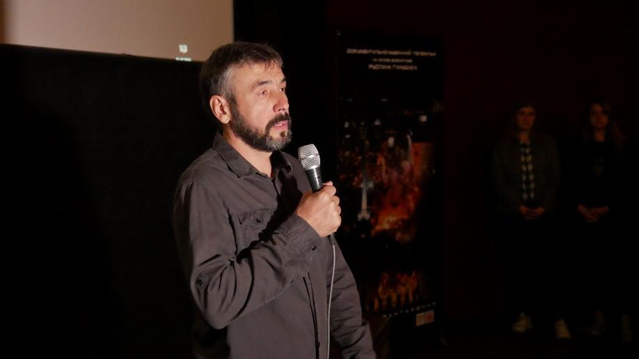 Перезавантаження революцією: у Франківську показали документальний фільм про Майдан 1