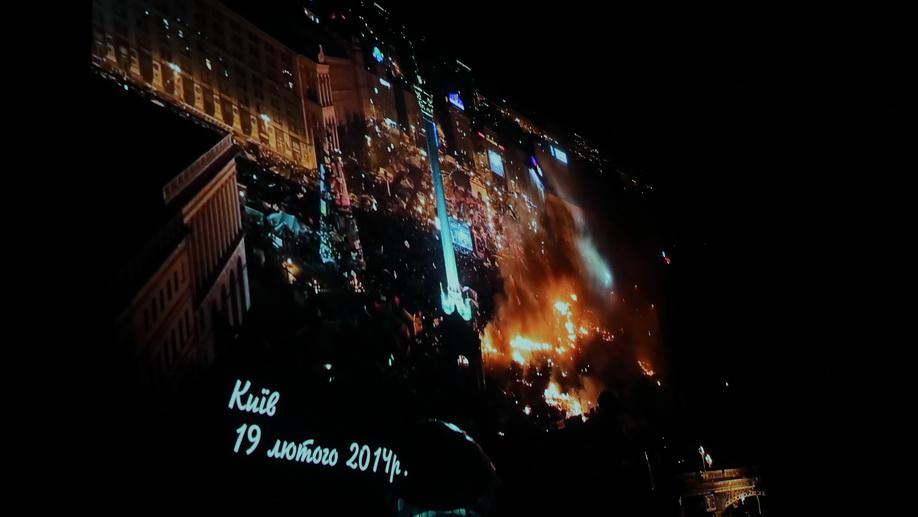 Перезавантаження революцією: у Франківську показали документальний фільм про Майдан 16