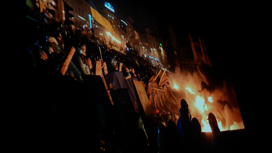 Перезавантаження революцією: у Франківську показали документальний фільм про Майдан 20