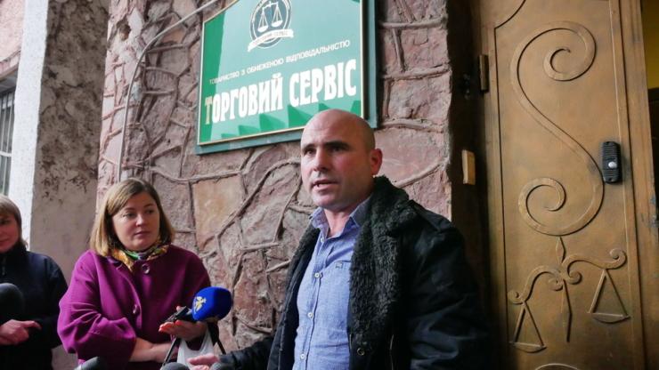 Антон Довгий - заступник директора центрального ринку