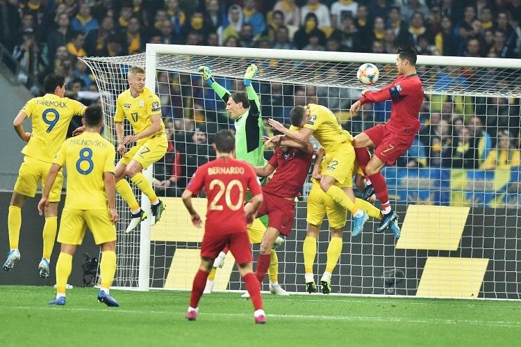 Збірна України з футболу перемогла Португалію та гарантувала собі участь на Євро-2020 2