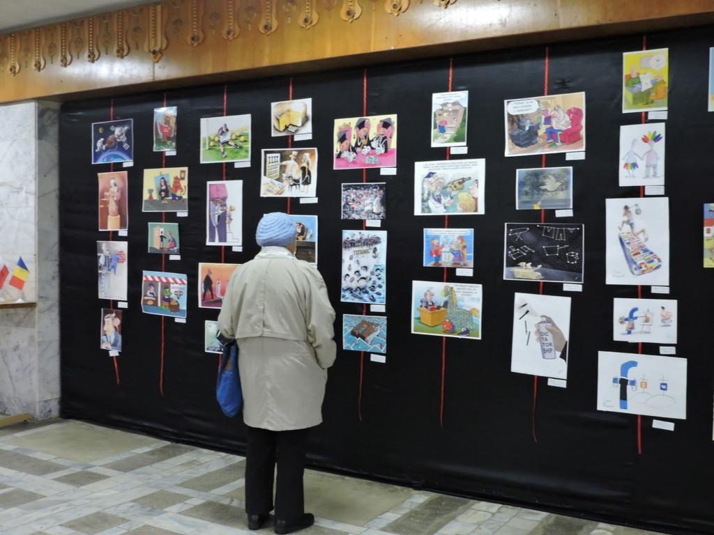 """""""Весела Копиця"""" зібрала в Долині карикатуристів з 10 країн світу 2"""