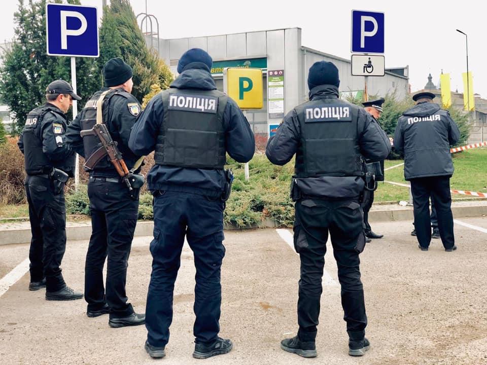 У Франківську завершилися поліцейські навчання 8