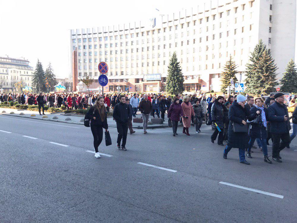У Франківську відзначають 101-шу річницю проголошення ЗУНР 2