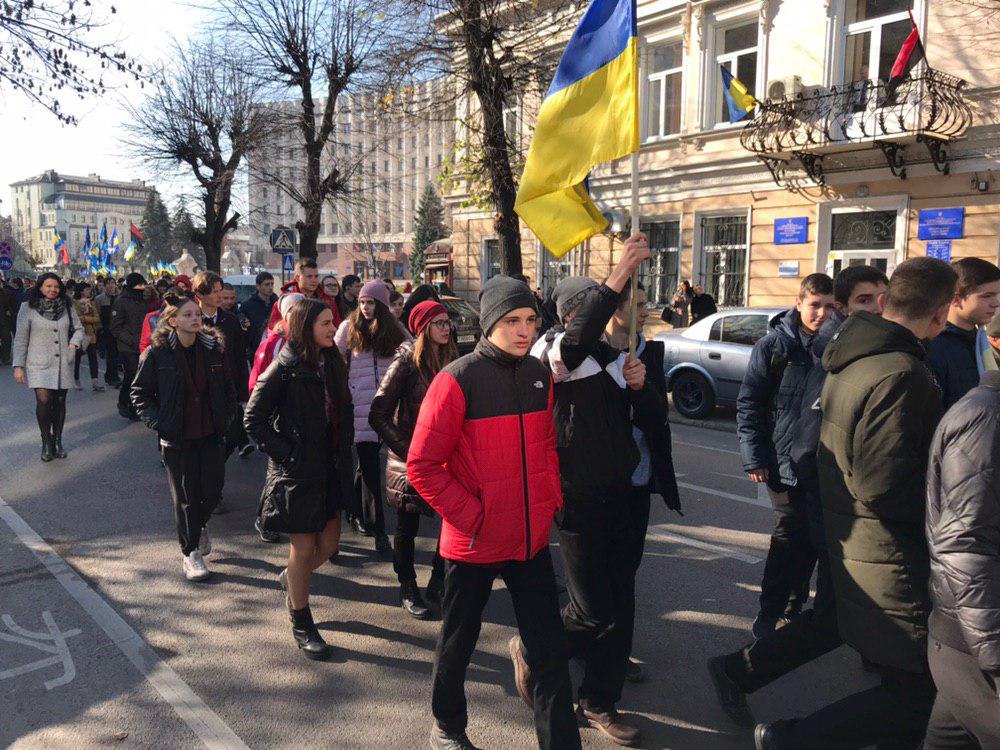 У Франківську відзначають 101-шу річницю проголошення ЗУНР 4