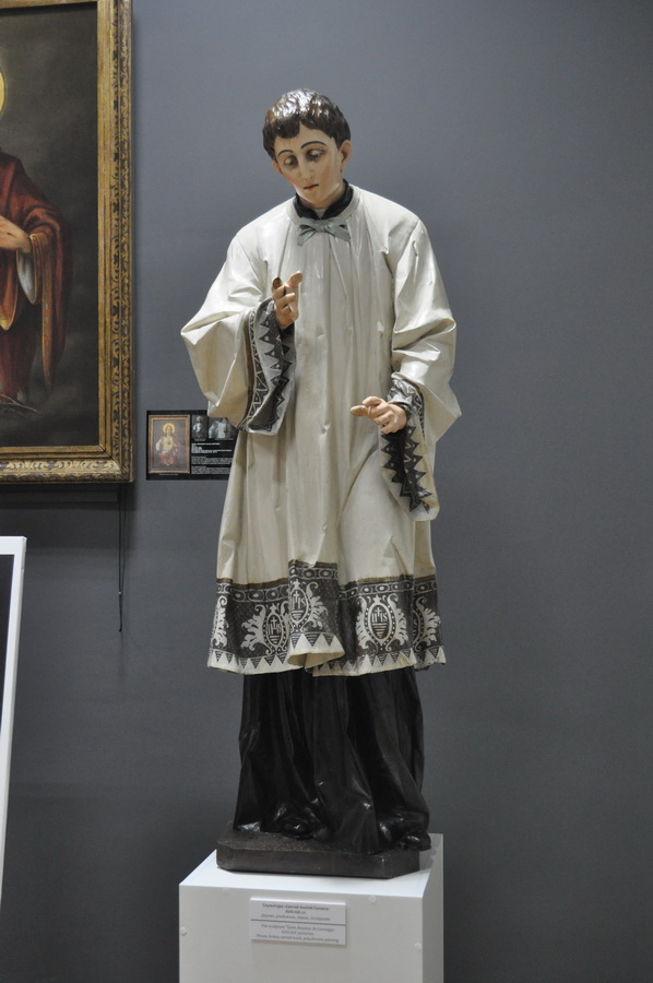 Франківський медуніверситет долучився до реставрації унікальної скульптури святого покровителя студентів 2