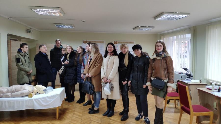 Франківські студенти медуніверситету побували в шкурі ректора 2
