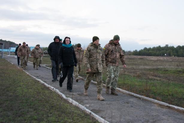 """В Україні випробували бронеавтомобілі """"Козак-2М1"""" і """"Варта-Новатор"""" 6"""