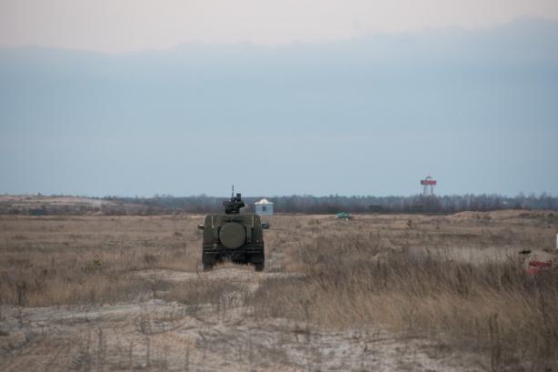 """В Україні випробували бронеавтомобілі """"Козак-2М1"""" і """"Варта-Новатор"""" 10"""
