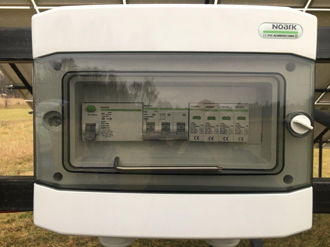Сонячну електростанцію для дому потужністю 30 кВт змонтовано в Лісному Хлібичині 8