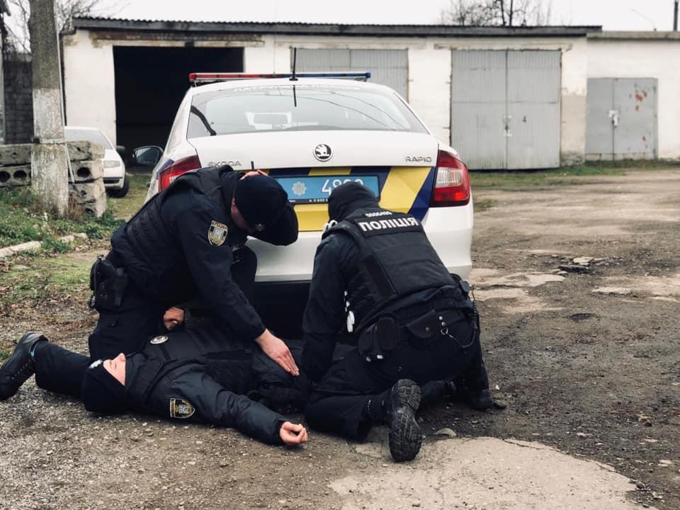 У Франківську завершилися поліцейські навчання 2