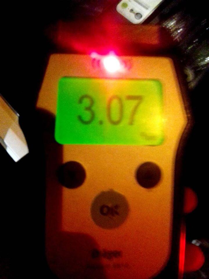 На Франківщині поліція затримала вісьмох п'яних водіїв за ніч 1
