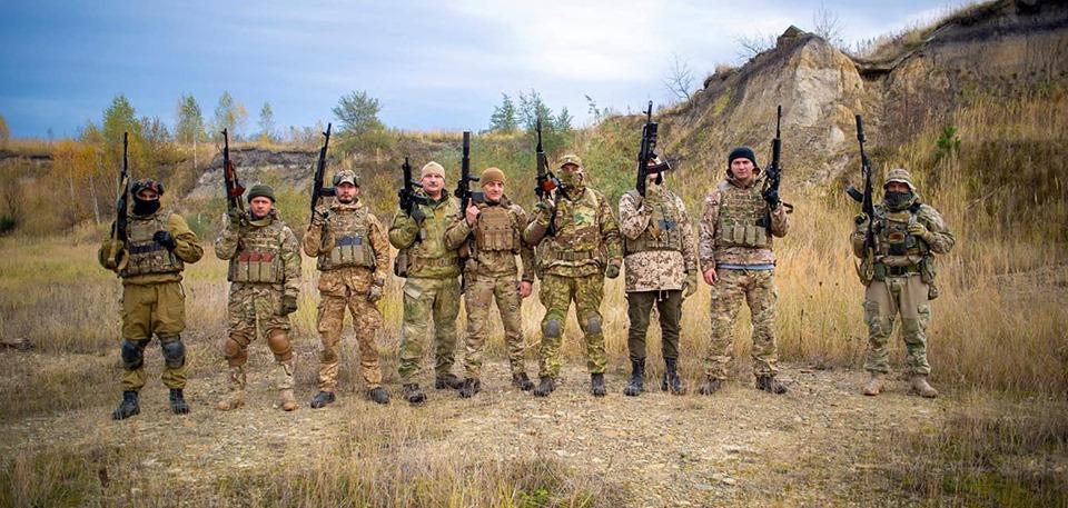 Франківські атовці провели тижневі військові навчання 6