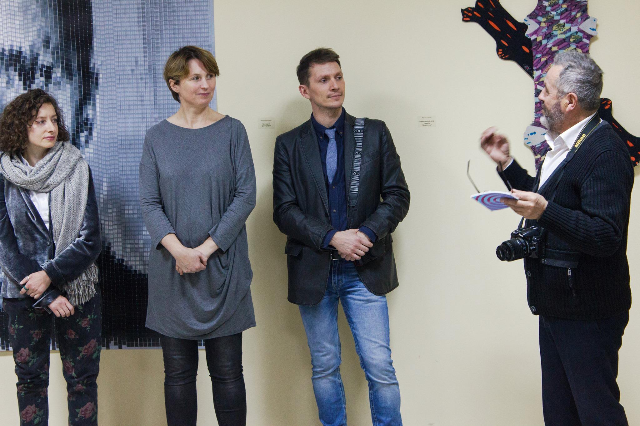 Цифрове мистецтво: у франківському ЦСМ відкрили виставку з Польщі 8