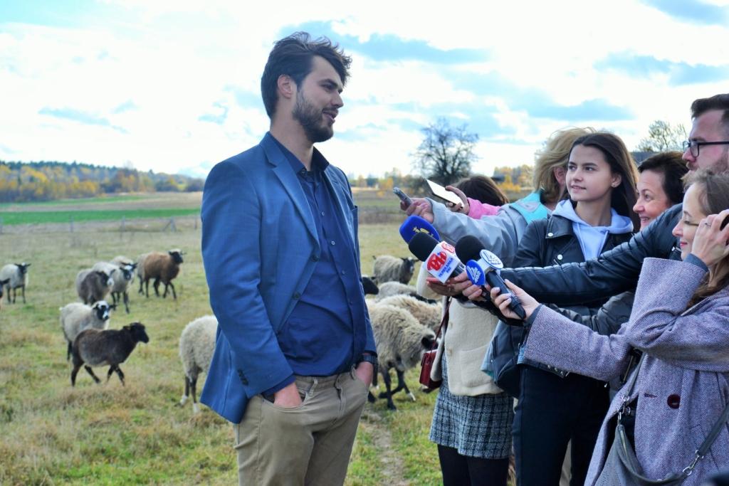 На Коломийщині створили овечу ферму – планують запустити сироварню 1