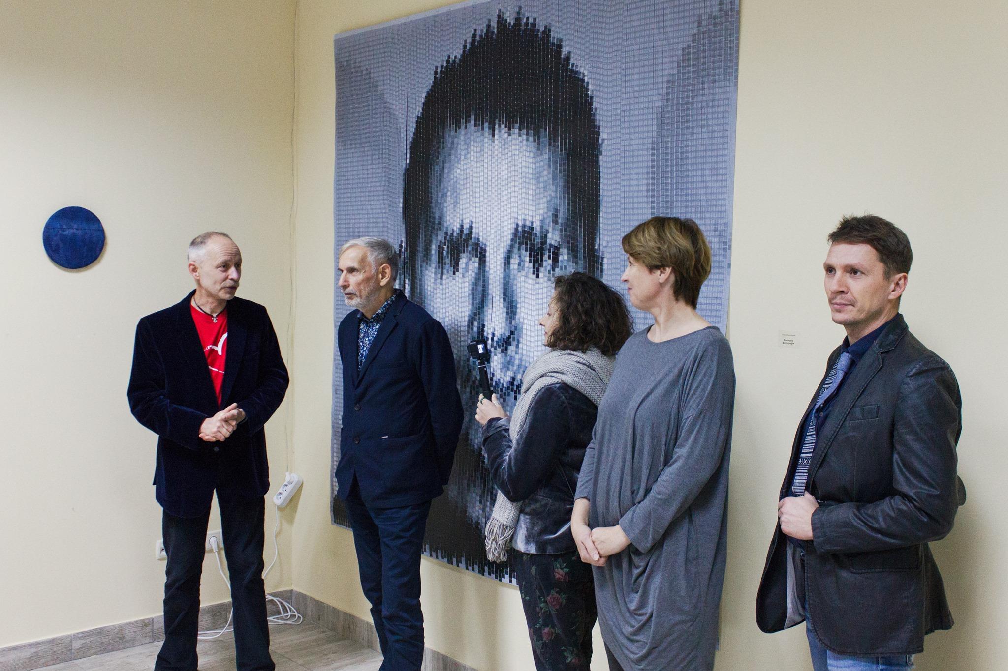Цифрове мистецтво: у франківському ЦСМ відкрили виставку з Польщі 12