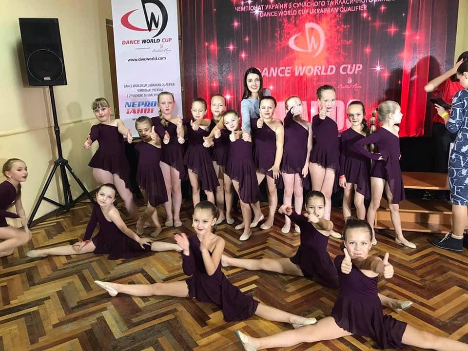 Франківські танцюристи перемогли на чемпіонаті України і поїдуть на Dance World Cup 2