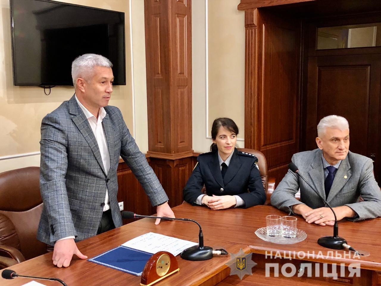 13 поліцейських Прикарпаття присягнули на вірність українському народові 6