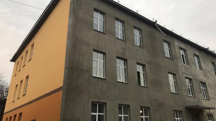 ремонт школи в Івано-Франківську