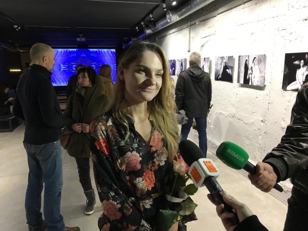 """Без еротизму: у франківському """"Ваґабундо"""" відкрили виставку ню 2"""