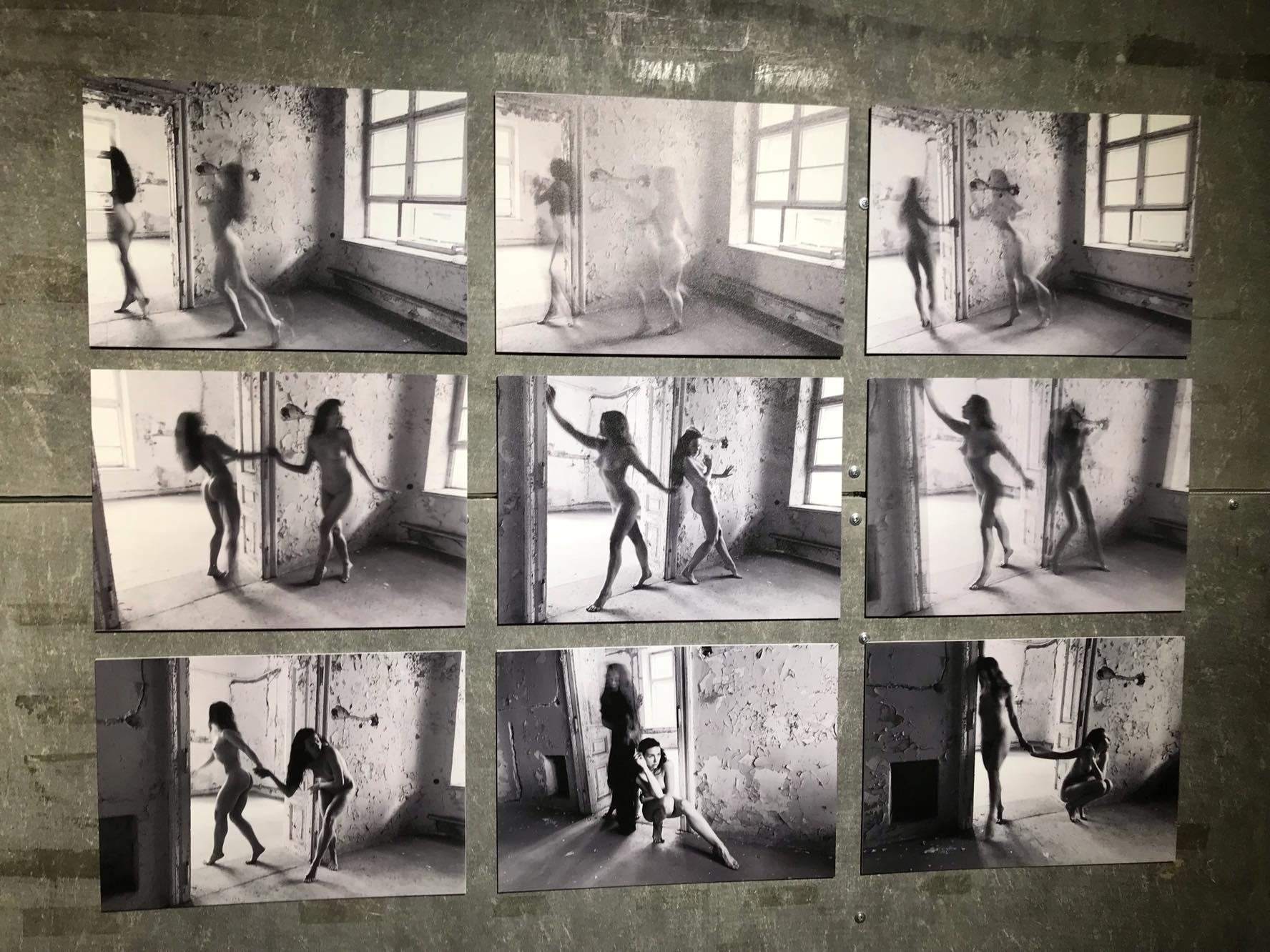 """Без еротизму: у франківському """"Ваґабундо"""" відкрили виставку ню 16"""