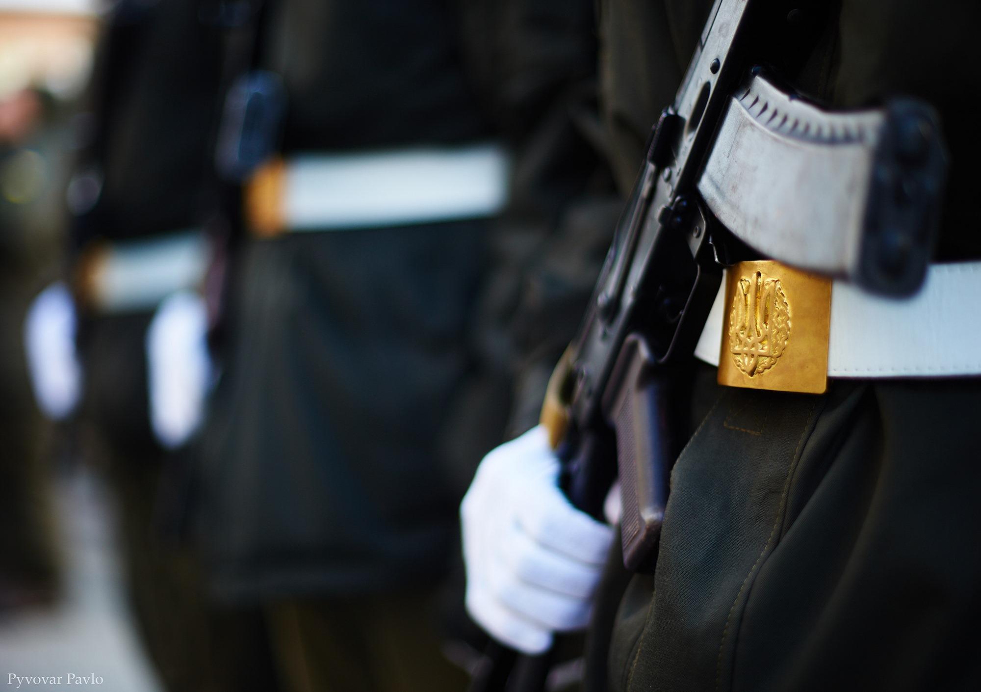 У Франківську 66 нацгвардійців присягнули на вірність українському народу 18