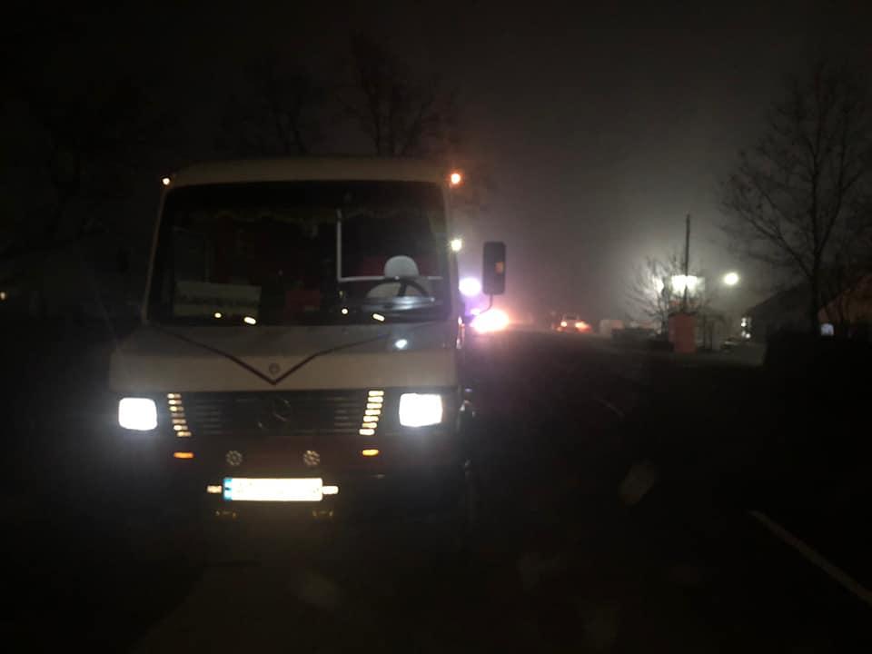 У Косові рейсовий автобус збив велосипедистку 4