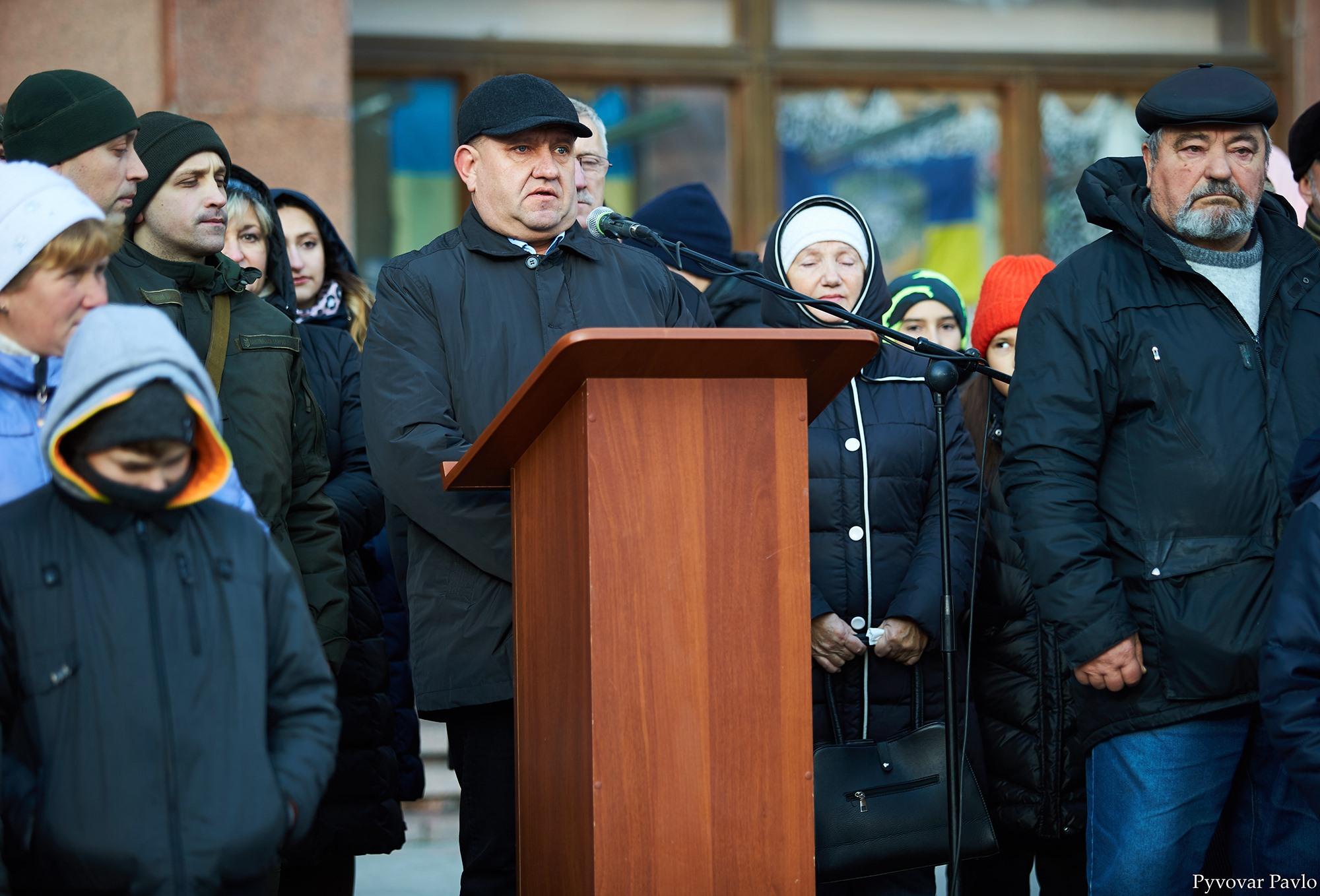 У Франківську 66 нацгвардійців присягнули на вірність українському народу 22