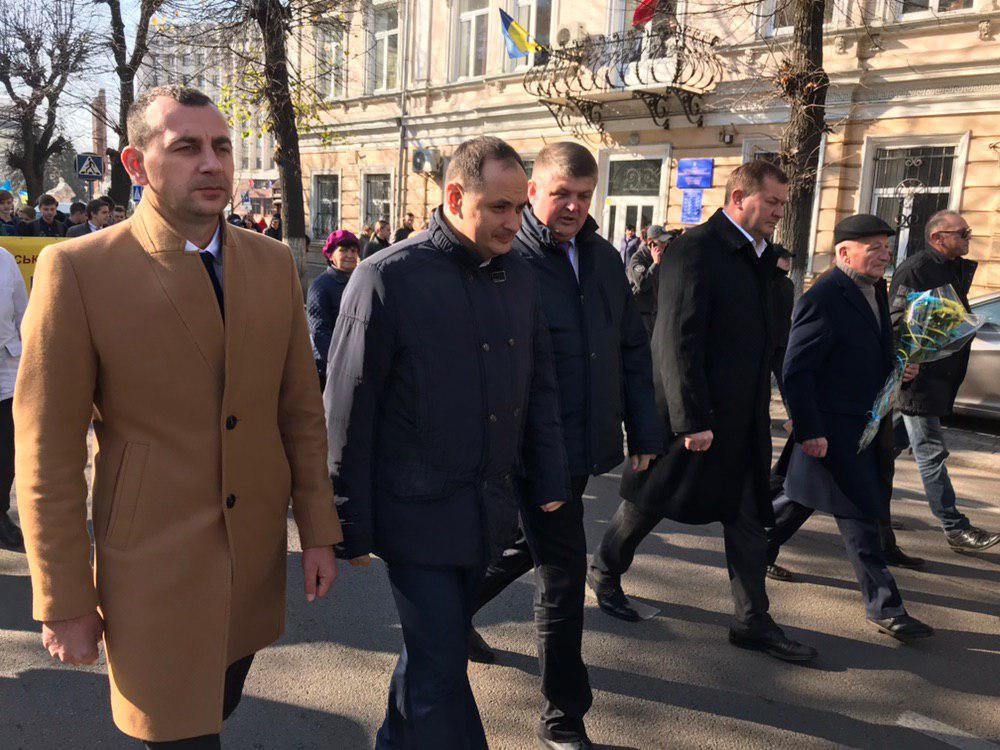 У Франківську відзначають 101-шу річницю проголошення ЗУНР 6