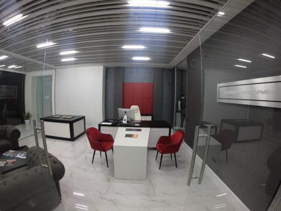 У Києві відкрили новий офіс Міжнародної Будівельної Компанії M GROUP DEVELOPMENT 8