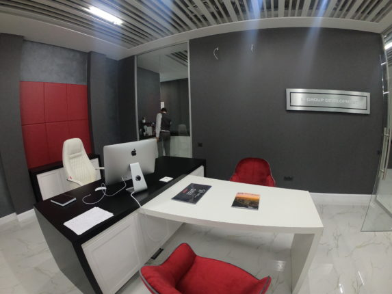 У Києві відкрили новий офіс Міжнародної Будівельної Компанії M GROUP DEVELOPMENT 6