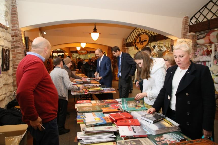 """У франківському """"Бастіоні"""" стартував дводенний фестиваль української книги 4"""