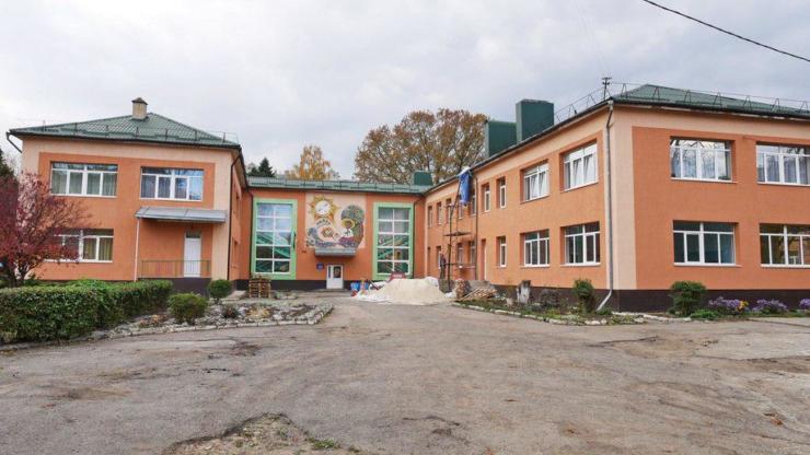 Дитсадок Сонечко в Івано-Франківську