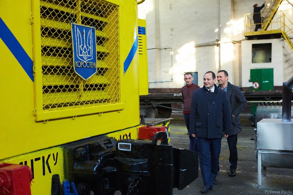 Локомотиворемонтний завод шукає працівників 2