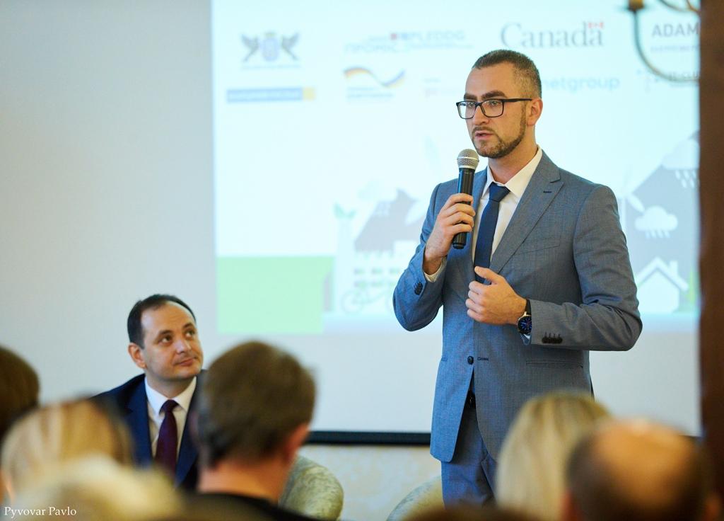 На міжнародному форумі у Франківську розповіли, як відшкодувати витрати на модернізацію будинків 2
