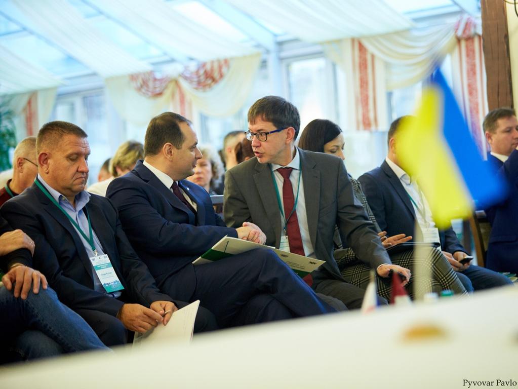 На міжнародному форумі у Франківську розповіли, як відшкодувати витрати на модернізацію будинків 4