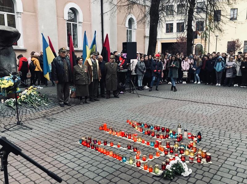 У Франківську вшанували страчених у 1943 році націоналістів 4