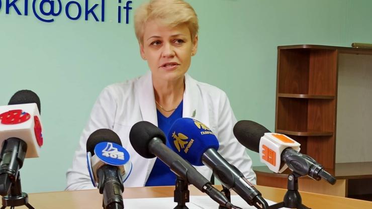 Вікторія Гриб ІФНМУ професор